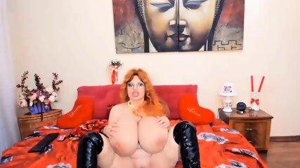 Tits granny huge Big Boobs