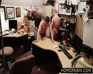Hunk Dude Sucks Two Huge Cock At The Shop For A Couple O Bucks And Gets Holed - scene 8