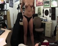 Hot And Sexy Brazillian Lady Wants To Sell Her Cello Gets Her Fucked - scene 5