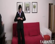 Bewitching Chick Reveals Her Assets - scene 2