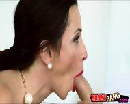 Big Tits Milf Ariella Ferrera Horny 3way With Teen Couple - scene 4