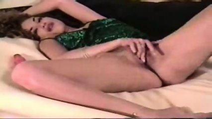 Ashley has fun with her dildo - scene 8