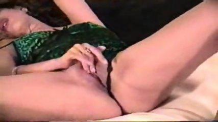 Ashley has fun with her dildo - scene 5