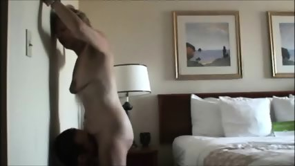 Granny Gets Pussy Eaten Out - scene 7