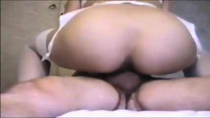 Homemade Girlfriend Rides Cock And Swallows Cumshot - scene 1
