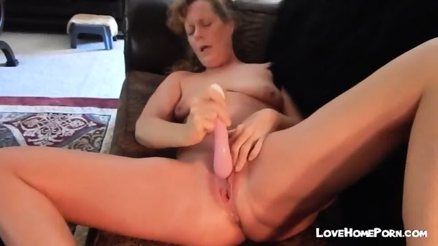 A Combination That Includes Her Favorite Vibrator And A Couple Of Her Own Fingers