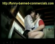 Banned Commercial - Flavoured Condoms - scene 1