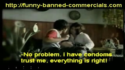Banned Commercial - Flavoured Condoms - scene 8