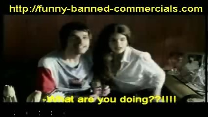 Banned Commercial - Flavoured Condoms - scene 10