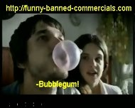 Banned Commercial - Flavoured Condoms - scene 12