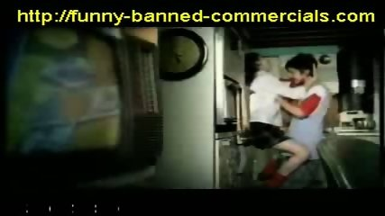Banned Commercial - Flavoured Condoms - scene 2