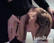 Neverending Strap-on Girlsongirls Action