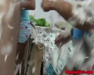 College Teens Humiliated In Shower