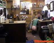 Amateur Pawnshop Blonde Sucks Dick Pov Style - scene 6