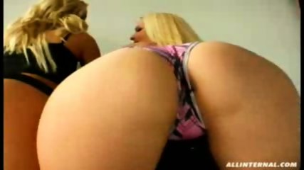 Exciting Lesbian Whores! Nice Asses!!! - scene 6