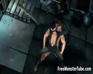 Foxy 3d Catwoman Getting Fucked Hard By Wolverine