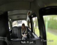 Redhead Amateur Bangs In Fake Taxi In Public