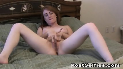 Naughty Ex Girlfriend Caught Masturbating Wet Pussy - scene 3