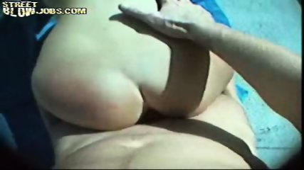 Doggystyle then cums on her back - scene 1