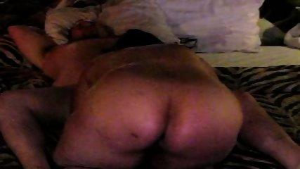 BBW sucks her husband at the motel - scene 5