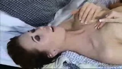 Sexual adventures of a nylon lesbian babe - scene 8