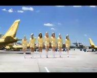 Banned Commercial Lynx Jet - scene 2