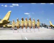 Banned Commercial Lynx Jet - scene 3