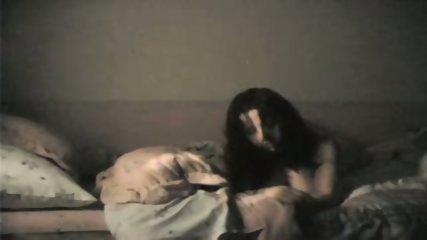 Busty Samantha masturbates - scene 8