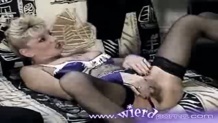German blonde fisted and fucked hard - scene 9