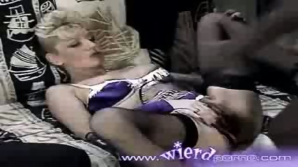 German blonde fisted and fucked hard - scene 10