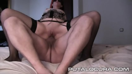 Masked Whore Fucked Hard - scene 9