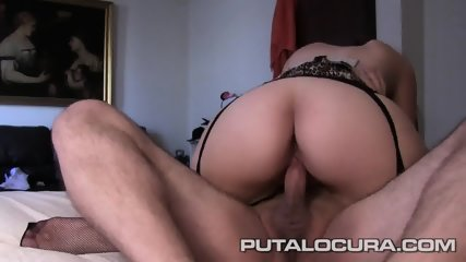 Masked Whore Fucked Hard - scene 6