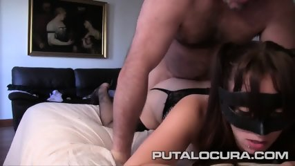 Masked Whore Fucked Hard - scene 7