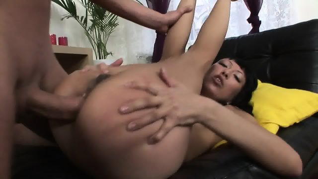 Anal Fun With Asian Babe