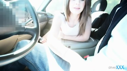 Horny Driver Is Looking For Tits - scene 2