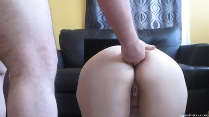 Getting My Ass Fucked Face Down Ass Up - scene 1