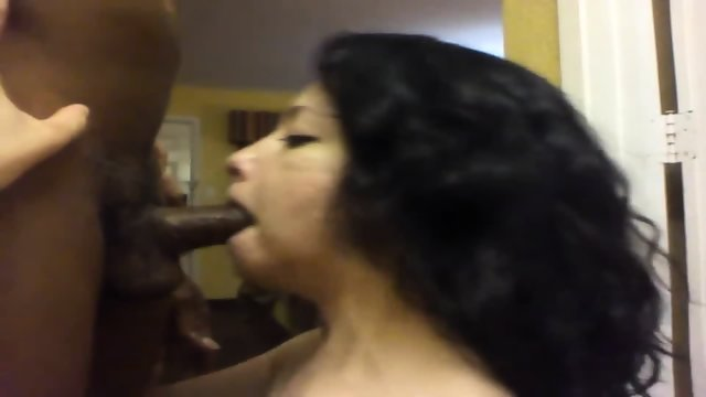 Latina Sucking Ex Bbc Dry