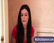 Hope Howell And India Summer Hot Threesome In The Bathroom