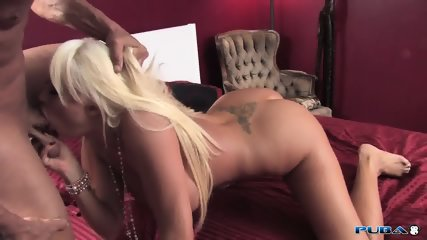 Busty Whore Stuffed With Hard Cock - scene 4