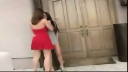 Two Lesbian Hotties - scene 1