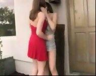 Two Lesbian Hotties - scene 2