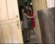 Two Lesbian Hotties - scene 5