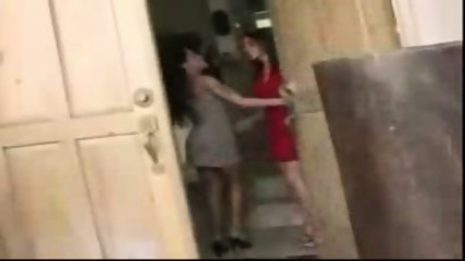 Two Lesbian Hotties - scene 5