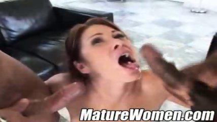 Mature Woman Taking Cum - scene 11