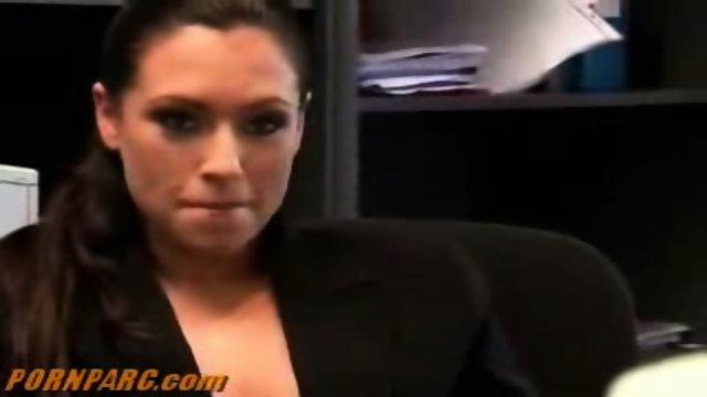 Hot Lesbians Office Sex