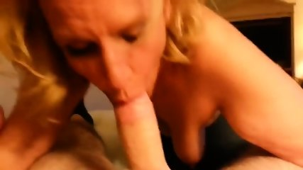 Milf Cock Sucking In Point Of View - scene 5