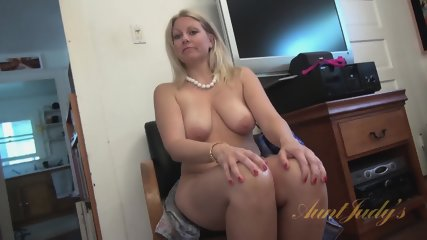 Interview With Naked Mom - scene 8