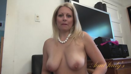 Interview With Naked Mom - scene 10