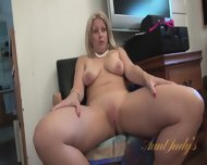 Interview With Naked Mom - scene 12