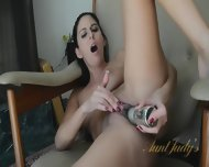 One On One With Dildo - scene 11